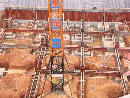 建筑模板应用工程 - 湖南中南神箭竹木有限公司