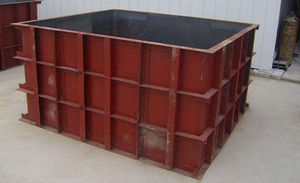 箱梁钢模板